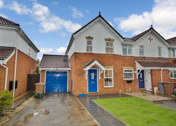 Thumbnail 2 bed end terrace house to rent in Fortinbras Way, Chelmsford