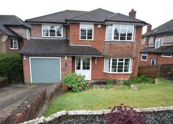Thumbnail 5 bed detached house for sale in Talbot Avenue, Downley, High Wycombe