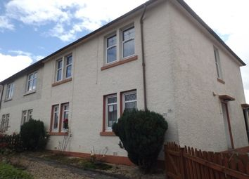 Thumbnail 2 bed flat to rent in West Edith Street, Darvel