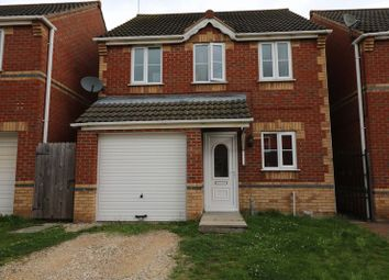 Thumbnail 3 bed detached house for sale in Gloucester Court, Scunthorpe