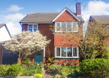 Thumbnail 3 bed detached house for sale in Plas Tudno, Llandudno