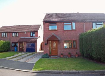 Thumbnail 3 bed semi-detached house to rent in Woodhall Green, Retford