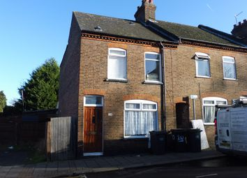 Thumbnail 3 bedroom end terrace house for sale in Kingston Road, Luton