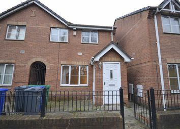 Thumbnail 3 bedroom semi-detached house for sale in St James Road, Cheetwood, Salford