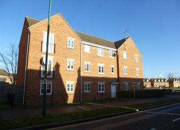 Thumbnail 2 bedroom flat for sale in Hargate Way, Hampton Hargate, Peterborough