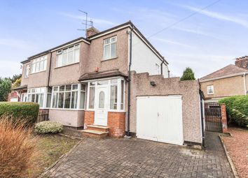 Thumbnail 3 bed semi-detached house for sale in Westfield Crescent, Stockton-On-Tees