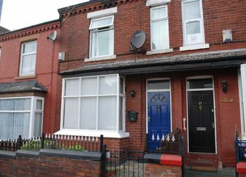 Thumbnail 3 bed terraced house for sale in Amos Street, Harpurhey, Manchester