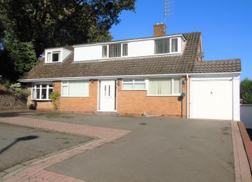Thumbnail 4 bed detached house for sale in Arden Close, Wordsley, Stourbridge