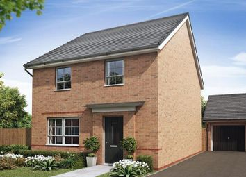 "Thumbnail 4 bedroom detached house for sale in ""Chester"" at Cables Retail Park, Steley Way, Prescot"