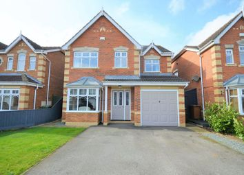 Thumbnail 4 bed detached house for sale in 39 Marlborough Way, Cleethorpes