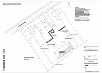 Thumbnail Land for sale in Lambert Road, Ribbleton, Preston