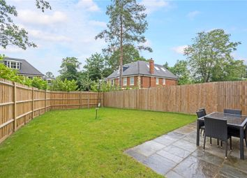 Thumbnail 4 bed semi-detached house for sale in Cavendish Road, Weybridge, Surrey