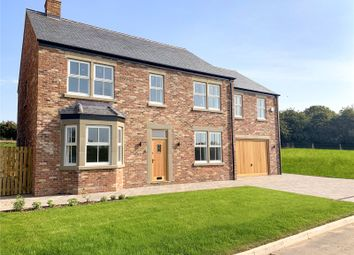 Thumbnail 5 bed detached house for sale in The Green, Pickhill, Thirsk