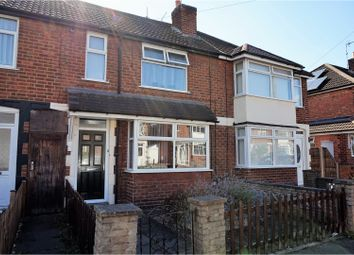 Thumbnail 2 bed terraced house for sale in Totland Road, Leicester