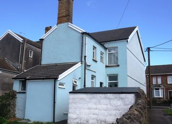 Thumbnail 3 bed end terrace house to rent in Llantrisant Road, Pontyclun