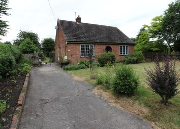 Thumbnail 2 bed detached bungalow to rent in High Street, Upton, Gainsborough