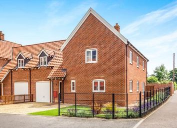 Thumbnail 4 bed semi-detached house for sale in Salhouse, Norwich, Norfolk