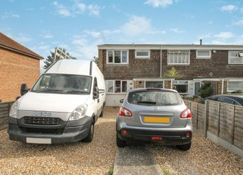 Thumbnail 3 bed end terrace house to rent in Cheviot Road, Worthing