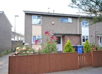 Thumbnail 3 bed end terrace house for sale in Knowland Grove, New Costessey, Norwich