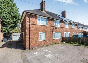 Thumbnail 4 bed semi-detached house for sale in Frodesley Road, Birmingham, West Midlands