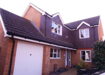 Thumbnail 4 bed detached house to rent in Haywain Drive, Deeping St. Nicholas, Spalding
