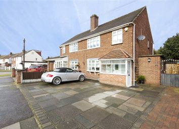 Thumbnail 3 bed semi-detached house for sale in New Zealand Way, Rainham