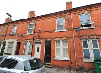 Thumbnail 3 bed terraced house for sale in Forster Street, Radford, Nottingham