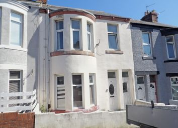 Thumbnail 3 bed flat for sale in Henry Nelson Street, South Shields