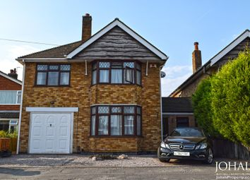 Thumbnail 4 bed detached house to rent in Harrowgate Drive, Birstall, Leicester