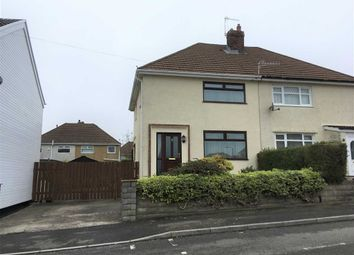 Thumbnail 3 bedroom semi-detached house for sale in Martell Street, Swansea
