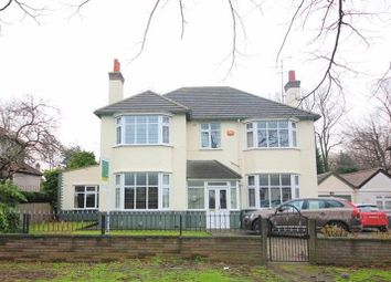 Thumbnail 5 bed detached house for sale in Queens Drive, Mossley Hill, Liverpool