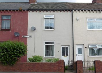 Thumbnail 2 bedroom terraced house to rent in Barnsley Road, South Kirkby