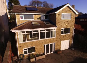 Thumbnail 4 bed detached house for sale in Prospect Street, Rawdon, Leeds, West Yorkshire