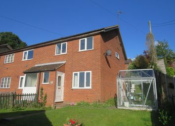 2 bed end terrace house for sale in Highlow Road, New Costessey, Norwich NR5