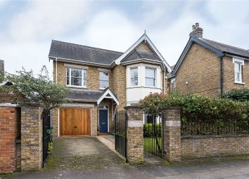 Thumbnail 6 bed detached house for sale in Seymour Road, Hampton Wick