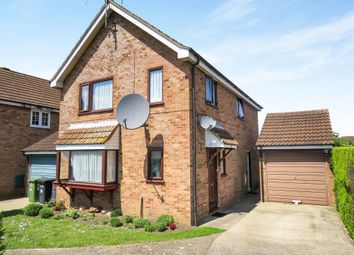 Thumbnail 4 bedroom detached house for sale in Corbyn Shaw Road, King's Lynn