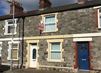Thumbnail 2 bedroom property to rent in Lady Margaret Terrace, Splott, Cardiff