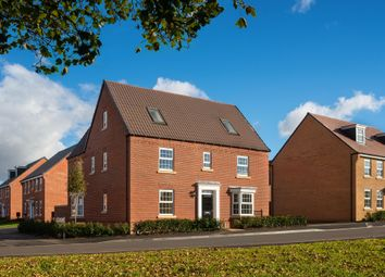 "Thumbnail 5 bed detached house for sale in ""Moorecroft"" at Park View, Moulton, Northampton"