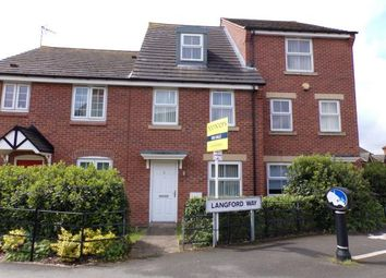 3 bed terraced house for sale in Langford Way, Humberstone, Leicester, Leicestershire LE5