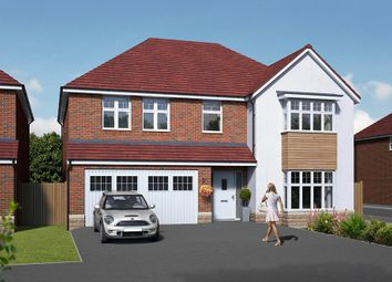 "Thumbnail 5 bed detached house for sale in ""The Kirkham"" at Regency Park, Ingleby Barwick, Stockton-On-Tees"