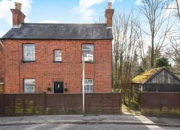 Thumbnail 2 bed cottage for sale in Rare Opportunity. Upper Village Road, Sunninghill Village, Ascot, Berks