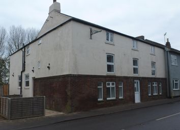 Thumbnail 1 bed flat to rent in Wisbech Road, Outwell, Wisbech