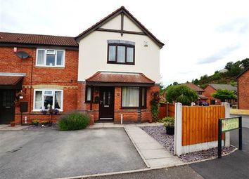 Thumbnail 3 bed town house for sale in Penmark Grove, Lightwood, Stoke-On-Trent