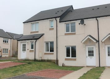 Thumbnail 2 bed terraced house for sale in Lignieres Way, Dunbar
