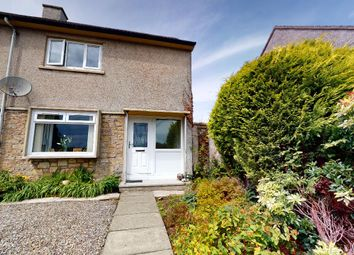 Thumbnail 2 bed end terrace house for sale in Primrose Avenue, Rosyth, Dunfermline
