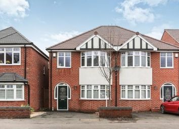 Thumbnail 3 bedroom semi-detached house for sale in Church Road, Yardley, Birmingham, Church Road