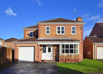 Thumbnail 4 bed detached house for sale in Periwood Avenue, Millhouses, Sheffield