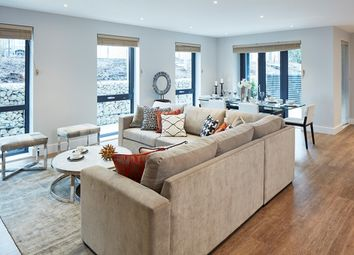 "Thumbnail 3 bed flat for sale in ""Wagtail Court"" at Balmoral Close, Westleigh Avenue, London"