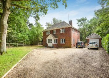 Thumbnail 4 bed detached house for sale in Farley Hill, Reading