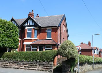 Thumbnail 5 bed semi-detached house for sale in Offerton Lane, Offerton, Stockport, Cheshire